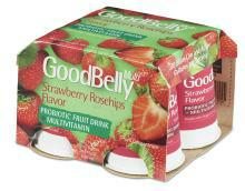 GoodBelly Strawberry Fruit Juice Drink