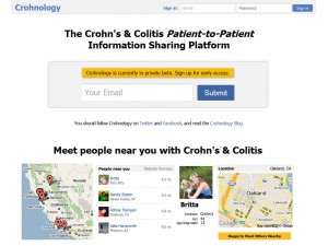 Crohnology Social Networking Site